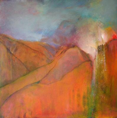 Aida Schneider Inner Landscape Canyons