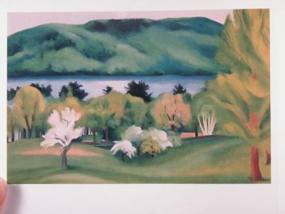 lake-george-early-moonrise-1930